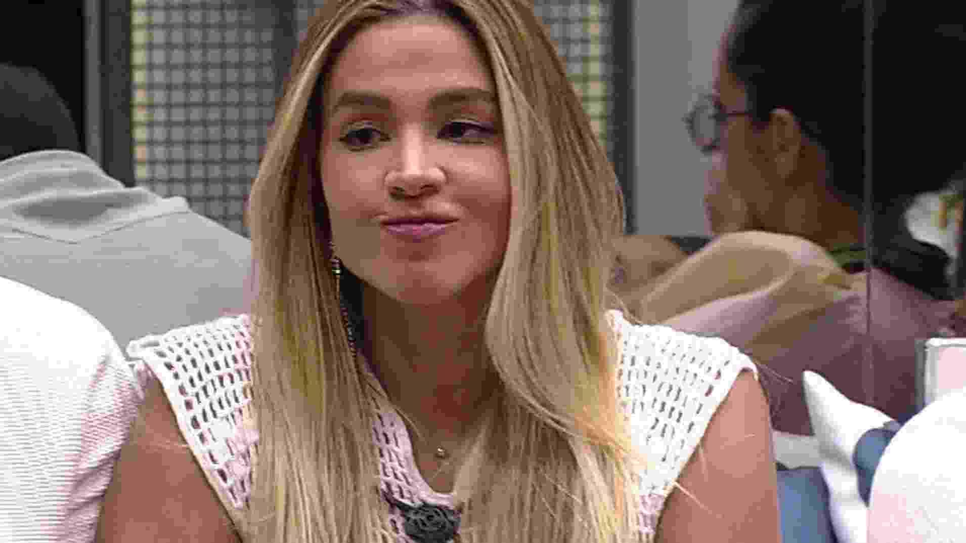 BBB 21: Kerline foi a primeira eliminada do reality - Reprodução/ Globoplay