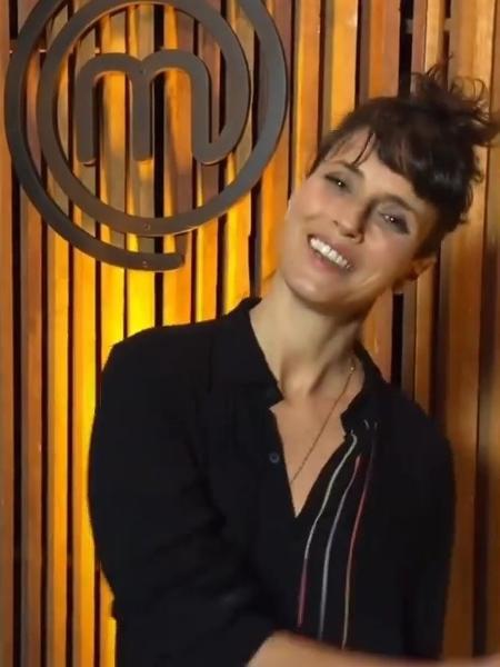 Helena Rizzo foi anunciada pelo MasterChef - Reprodução/Tiktok