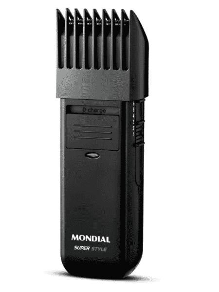 Máquina de acabamento Mondial - Divulgação - Divulgação