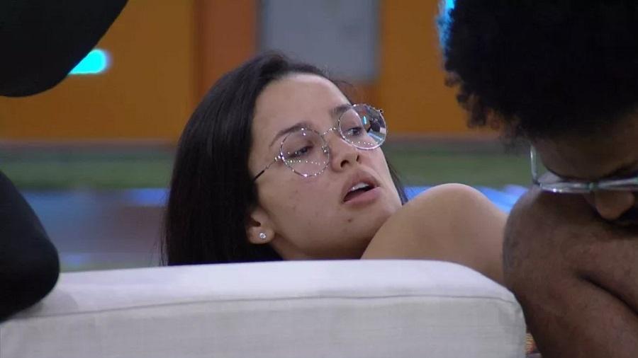 BBB 21: Juliette fala relação de troca de votos com Arthur no jogo - Reprodução/Globoplay