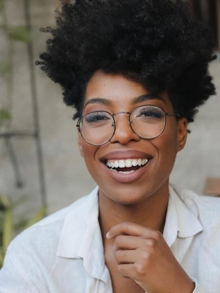 Em seu livro de estreia, Luciene Nascimento mostra que minar a autoestima da negra é forma de branquitude criar uma narrativa de poder - Reprodução/Instagram