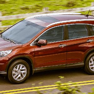 Honda CR-V 2015 - Divulgação
