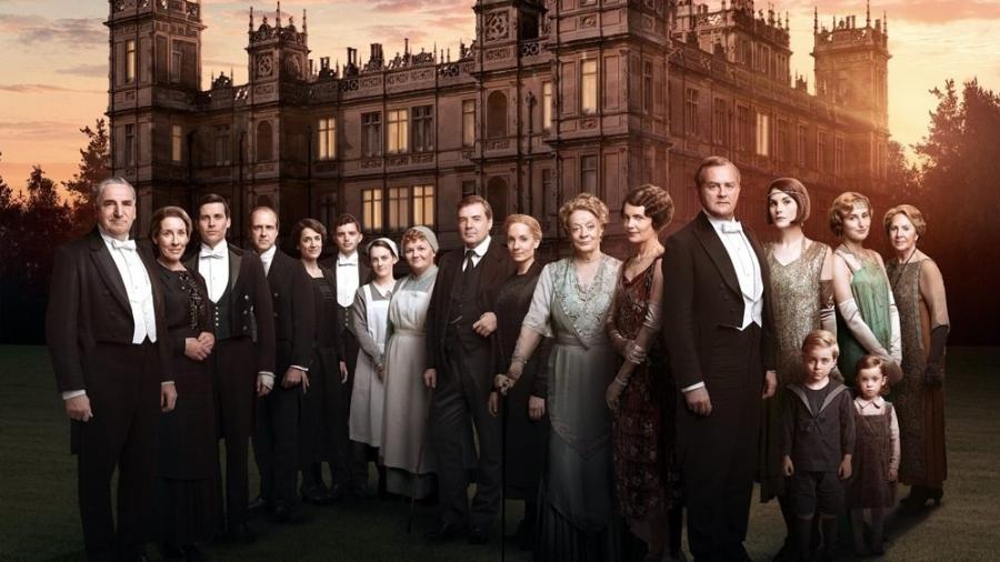 Downton Abbey - Reprodução