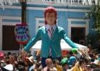 Bloco em homenagem a David Bowie arrasta foliões pelas ruas de Olinda - Roberta Guimarães/UOL