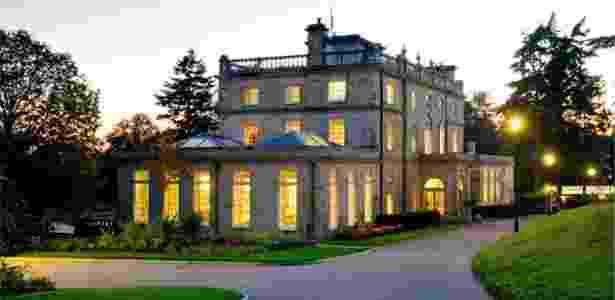 A propriedade de Ron Hubbard, fundador da Igreja da Cientologia, em East Grinstead, Surrey, sul da Inglaterra - Reprodução/www.lronhubbard.org/