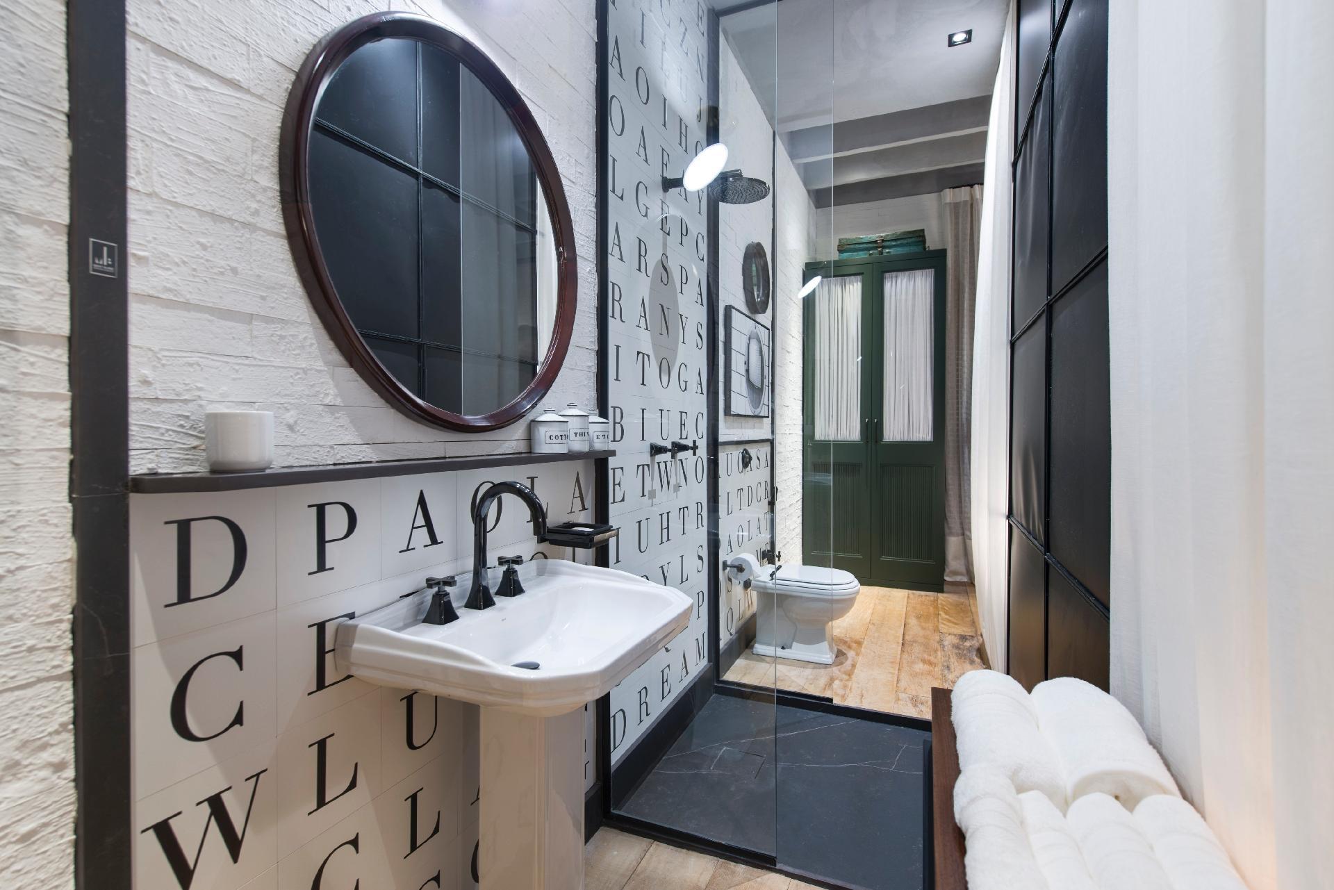 Banheiros: sugestões para decoração tendo muito ou pouco espaço  #80664B 1920 1281