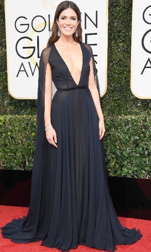 Globo de Ouro 2017: Mandy Moore