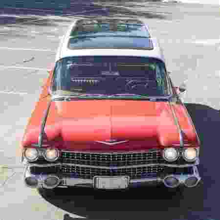 Cadillac Broadmoor Skyview 1959 - Divulgação - Divulgação