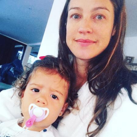 Luana Piovani e a filha, Liz - Reprodução/Instagram/luapio