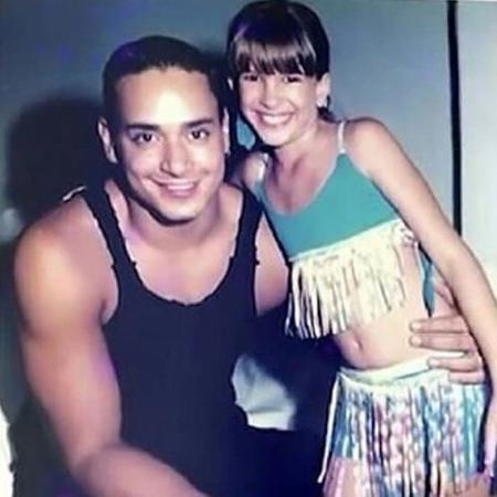 Xanddy e Lorena Improta em foto antiga - Reprodução/Instagram