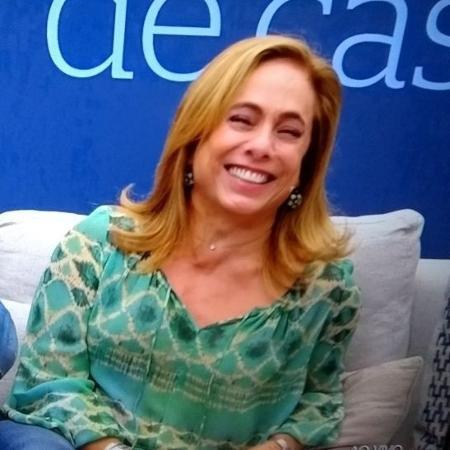 """Cissa Guimarães se diverte no """"É de Casa"""" - Reprodução/Globo"""