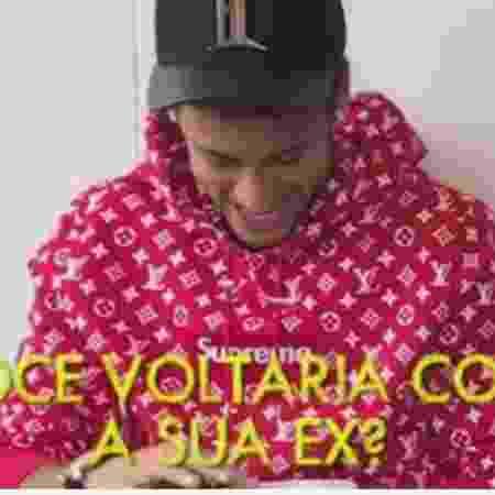 Neymar participa de vídeo de Matheus Mazzafera - Reprodução/Instagram/matmazzafera