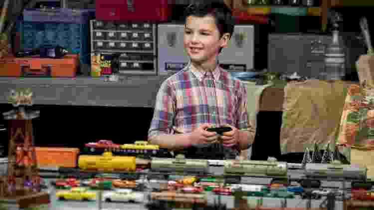 """Cena do spin off """"Young Sheldon"""" - Divulgação"""