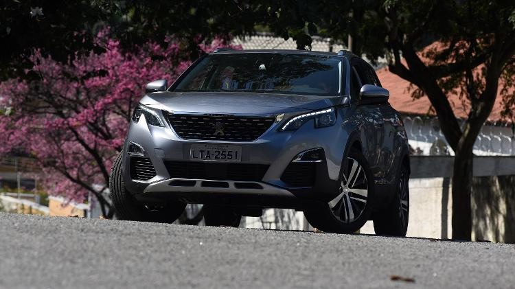 Peugeot 3008 - Murilo Góes / UOL - Murilo Góes / UOL