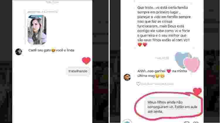 Susana Werner responde a perguntas de fãs - Reprodução/Instagram - Reprodução/Instagram