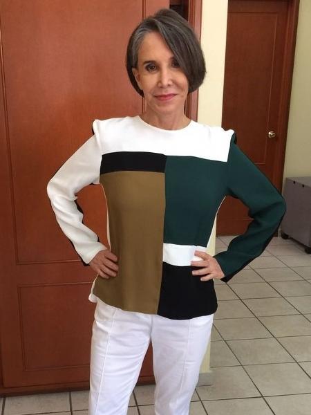 Florinda Meza - Reprodução/Twitter