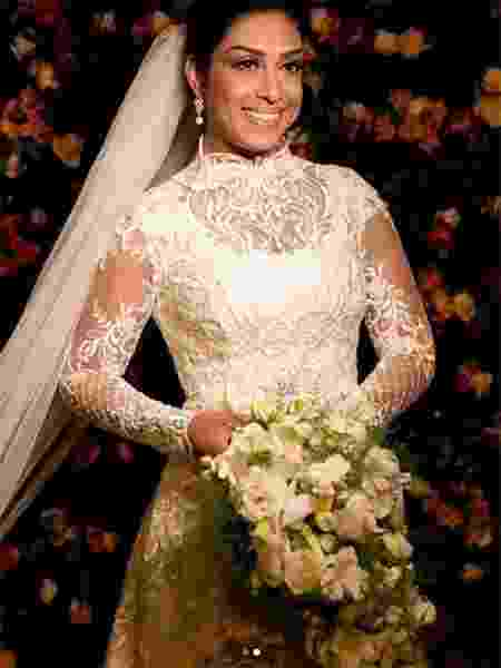 Ex-BBB 15 Amanda se casa em São Paulo - Maicon Lima/Divulgação