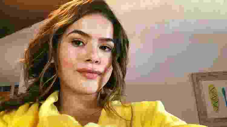 Maísa Silva - Reprodução/Twitter - Reprodução/Twitter