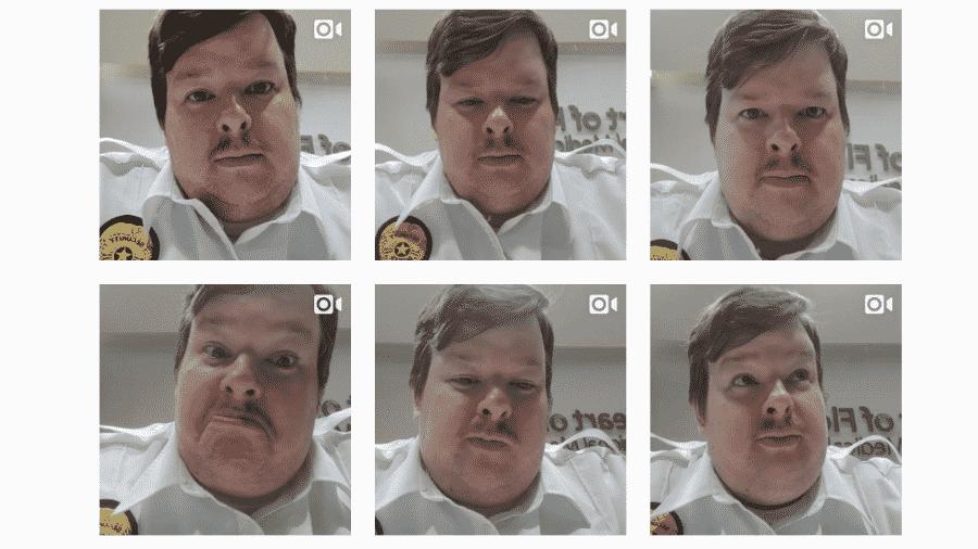 """Doug, que era segurança de um hospital, viralizou na internet como """"Paul Flart"""" - Instagram/Reprodução"""