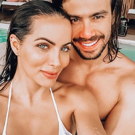 Carla Prata e Mariano - Reprodução/Instagram