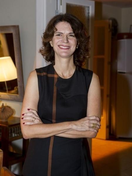 A autora Lícia Manzo - Divulgação