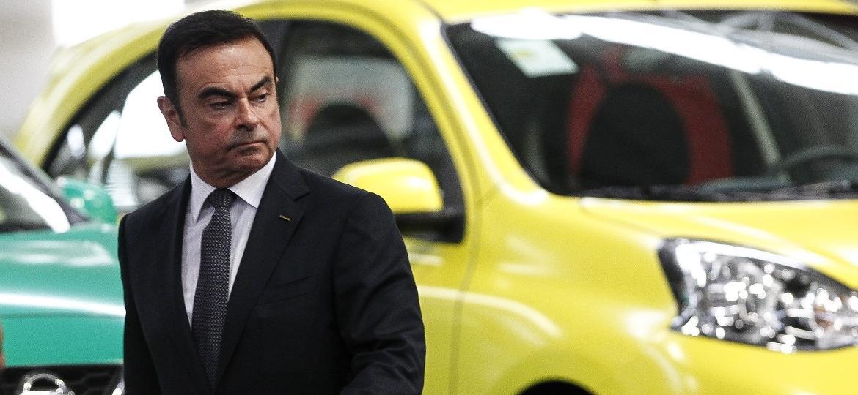 """Advogado de Ghosn nega acusações e diz que executivo é """"inteligente"""" - Antonio Lacerda/EFE"""