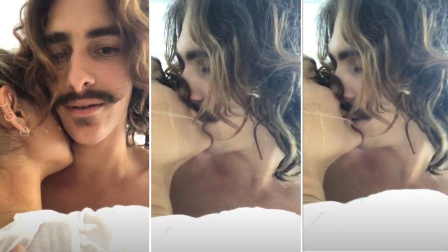 Sasha e Bruno Montaleone - Reprodução/Instagram