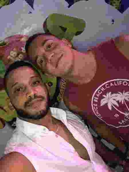 Wilker Figueiredo e Victor Morais - Arquivo Pessoal - Arquivo Pessoal
