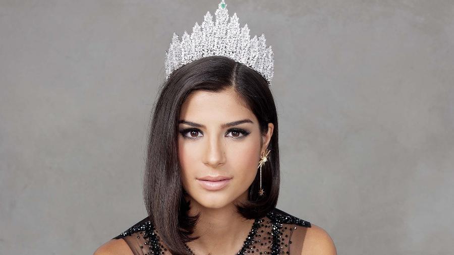 Júlia Horta, a atual detentora do título de Miss Brasil - Priscila Prade