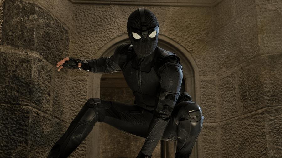 """Cena de """"Homem Aranha: Longe de Casa"""" - Divulgação/Sony Pictures"""