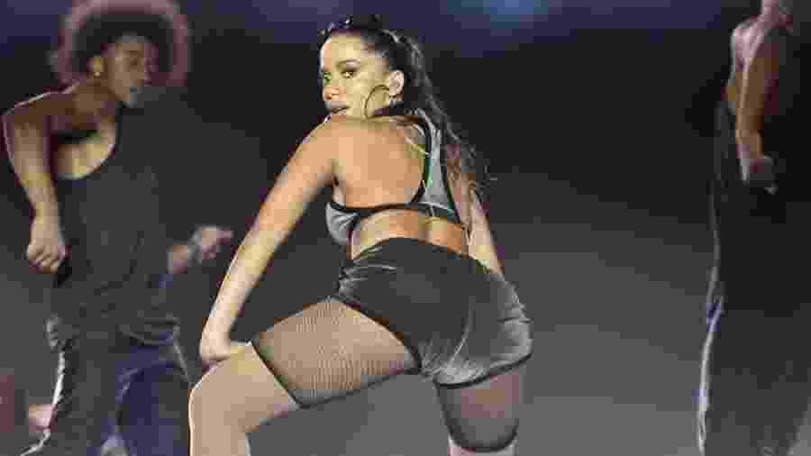 Anitta rebola em show de Brasília - Gabi de Morais/Ag.News