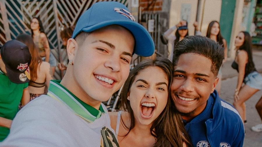 """""""Sintonia"""" volta para segunda temporada ainda em 2021 - Reprodução/Instagram"""
