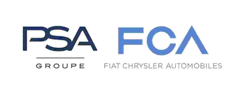 Fusão entre PSA e FCA seria concluída apenas em 2021 - Divulgação