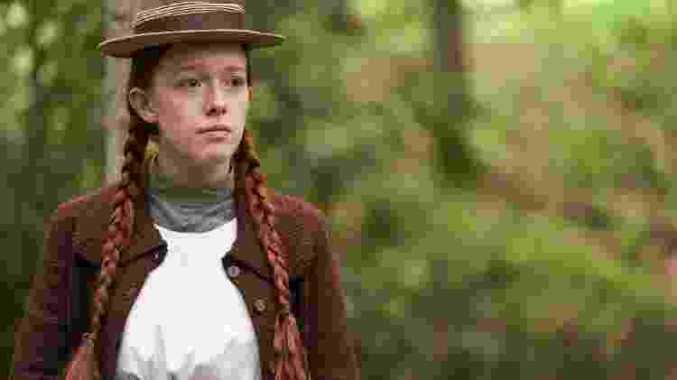 Amybeth McNulty, a Anne, em cena da terceira e última temporada - Ken Woroner/Netflix/Ken Woroner/Netflix