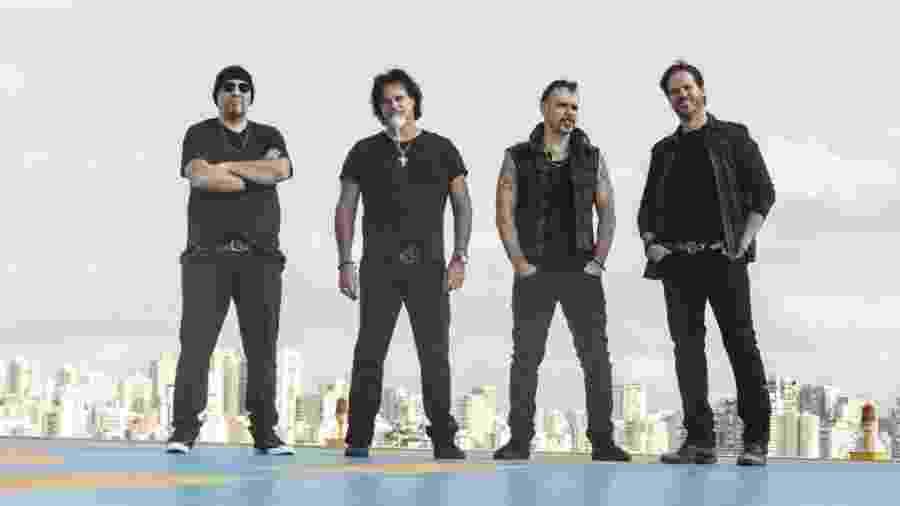 A banda brasileira de hard rock Doctor Pheabes - Divulgação
