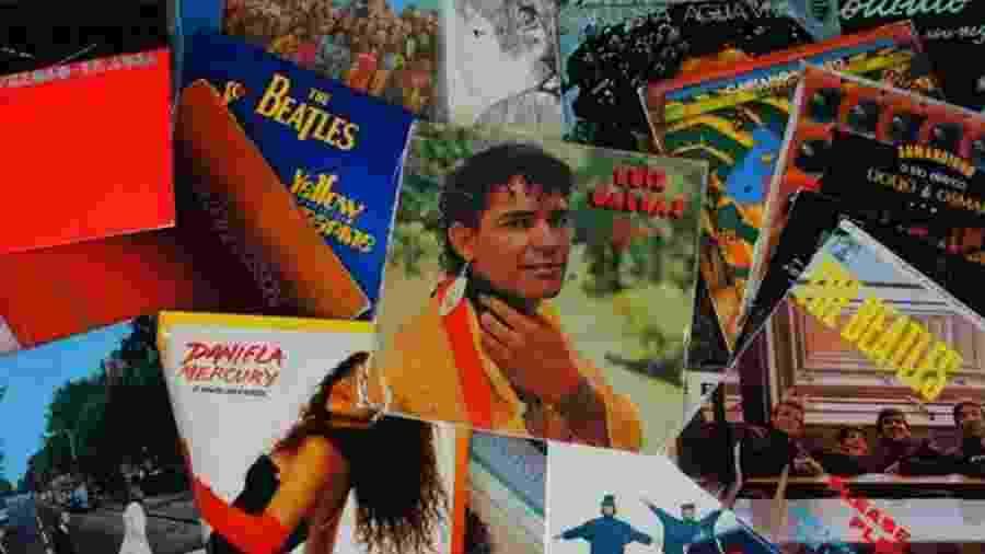 """""""Beatles foi, para todos nós, um ponto de partida. Não de chegada. Dessa melodia avançamos para a música negra, para os atabaques, para os sons africanos, os ritmos caribenhos"""" - Reprodução"""
