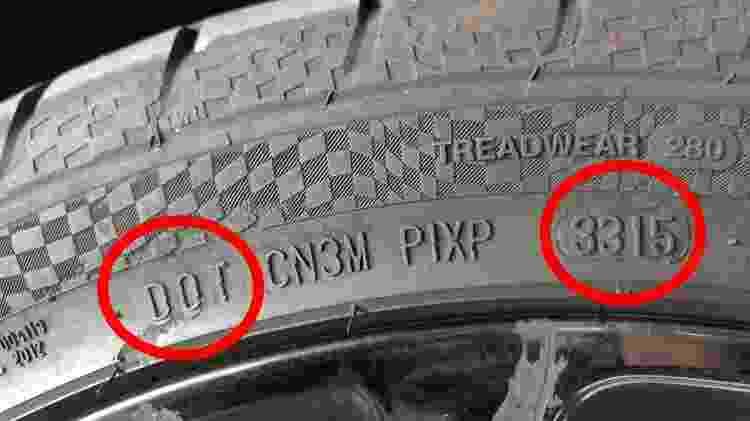 pneus - Divulgação - Divulgação