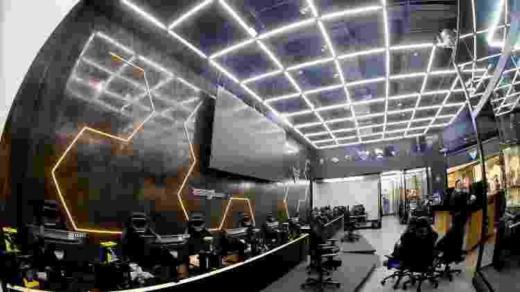 Centro de treinamento em shopping tem 400 metros quadrados e foi inaugurado em junho de 2019 - Divulgação/Team One