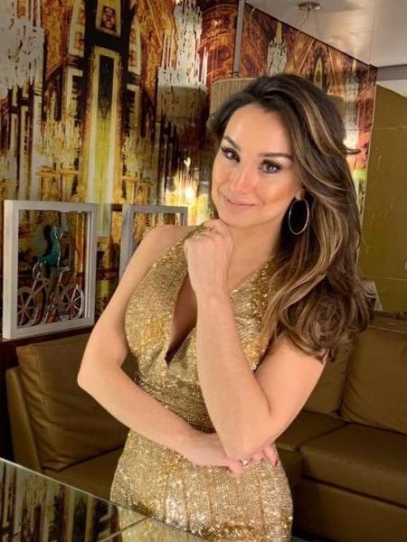 Millena Machado vai apresentar live de casa - Renato Pessoa