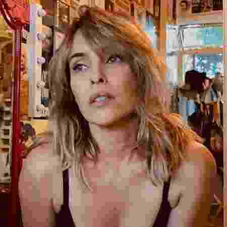 Retrato feito via ligação da atriz Fernanda Nobre - Jorge Bispo