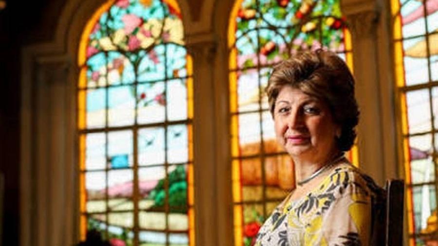 A presidente da Associação Cultural Brasil-Líbano, Lody Brais - Arquivo pessoal / Divulgação