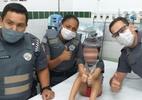Reprodução/ITwitter - Polícia Militar do Estado de São Paulo