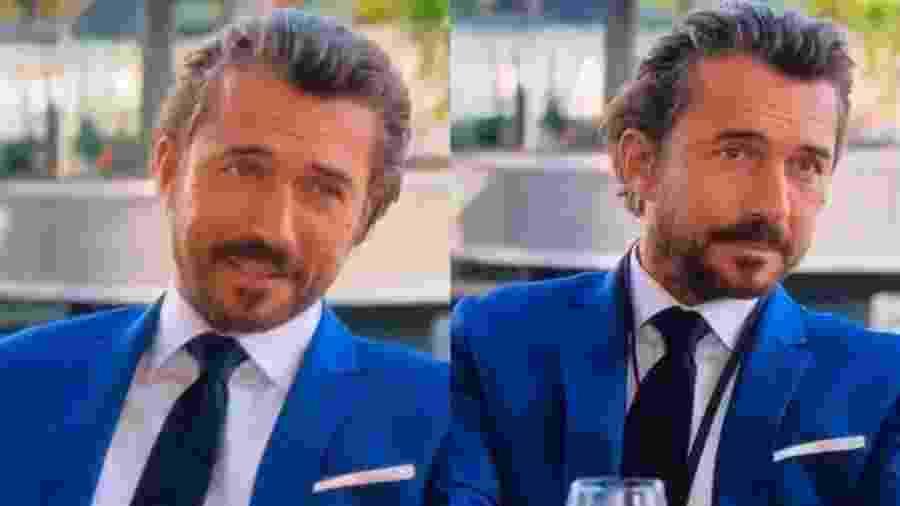 """Antoine Lambert, interpretado por William Abadie, na série """"Emily em Paris"""" - Reprodução"""