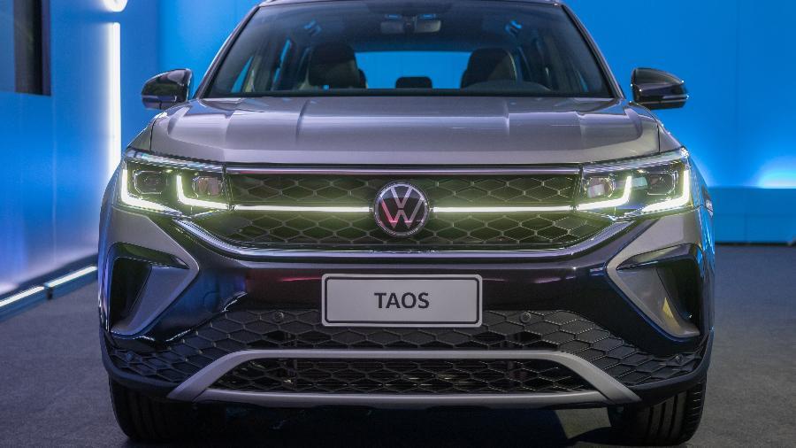 Volkswagen Taos - Marcos Camargo/UOL