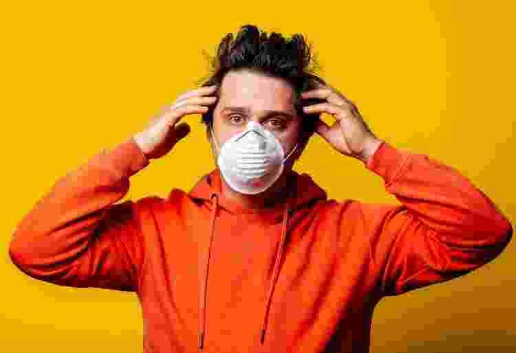 O que será do seu cabelo no fim da pandemia? - Getty Images/iStockphoto - Getty Images/iStockphoto