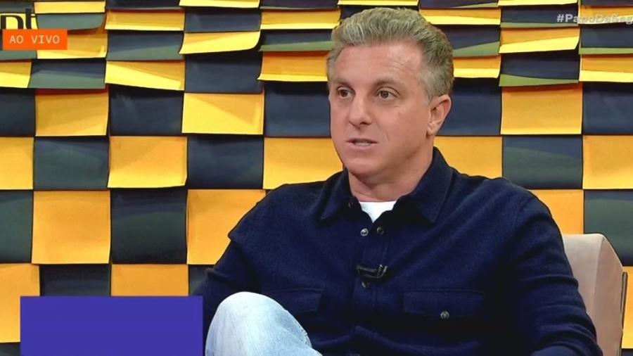 Luciano Huck vai assumir os domingos da Globo no ano que vem - Vídeo/Reprodução