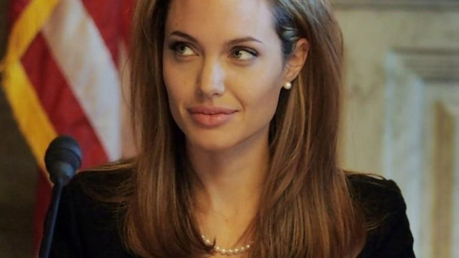 Angelina Jolie - Reprodução/Divulgação