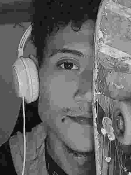 """André """"Astro"""" Felix - Reprodução/Instagram/heyastro_ - Reprodução/Instagram/heyastro_"""