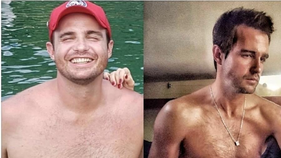 Max Fercondini emagreceu 14kg e mostrou a diferença no Instagram - Reprodução/Instagram@maxfercondini