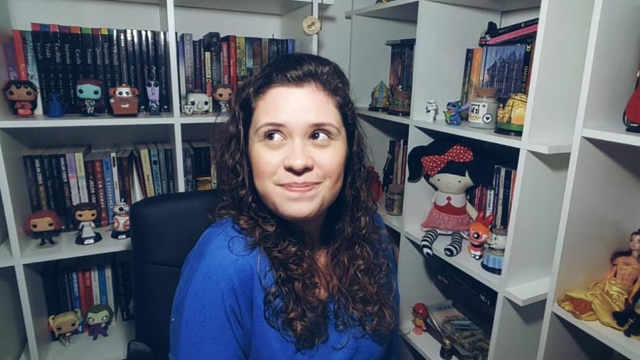 """""""Estar viva é uma dádiva"""", diz Marina, autora do livro """"De repente esclerosei"""" - Arquivo pessoal"""